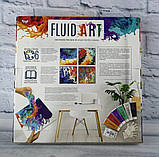 Набор для творчества Fluid Art, Danko Toys (FA-01-03), фото 4