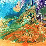 Набор для творчества Fluid Art, Danko Toys (FA-01-03), фото 6