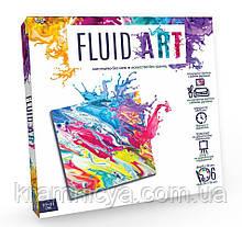 Набор для творчества Fluid Art, Danko Toys (FA-01-04)