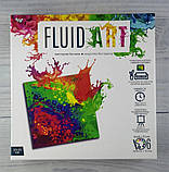 Набор для творчества Fluid Art, Danko Toys (FA-01-05), фото 3