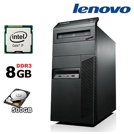 Lenovo ThinkCentre M92p / Intel Core i7 3770 (4(8) ядра по 3,40-3,90GHz) / 8GB DDR3 / 500 GB HDD, фото 2