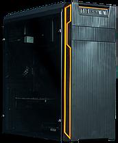 Frontier HAN SOLO orange MT / AMD Athlon™ II X4 840 (4 ядра по 3.1 - 3.8 GHz) / 8 GB DDR3 / 1 TB HDD / nVidia, фото 2