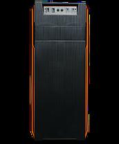 Frontier HAN SOLO orange MT / AMD Athlon™ II X4 840 (4 ядра по 3.1 - 3.8 GHz) / 8 GB DDR3 / 1 TB HDD / nVidia, фото 3