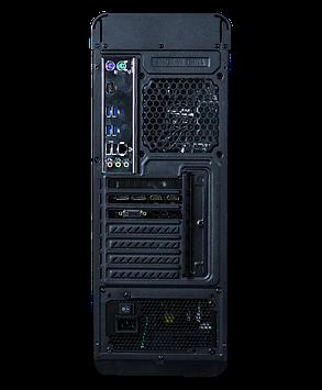 GameMax Elysium Black / AMD Ryzen™ 5 2600 (6(12)ядер по 3.4 - 3.9GHz) / 16GB DDR4 / 240GB SSD+1000GB HDD / AMD, фото 2