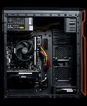 Frontier Han Solo / Intel Core i3-9100 (4 ядра по 3.6 - 4.2GHz) / 16 GB DDR4 / 480 GB SSD / БП 450W / GeForce, фото 3