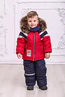 Зимовий комбінезон для хлопчиків, фото 1