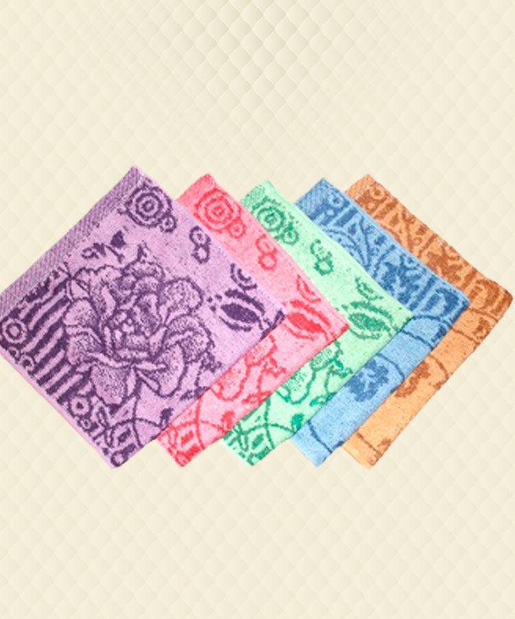 Рушник для обличчя махровий 50*90
