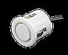 Парктронік на 8 сенсорів, паркувальна система для автомобіля ( датчики 8шт - білі), фото 2