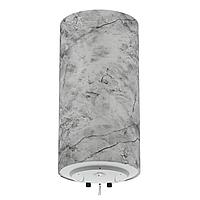 Декоративный чехол для бойлера WILLER EV80DR Optima (Белий мрамор / 1047х810мм / 26)