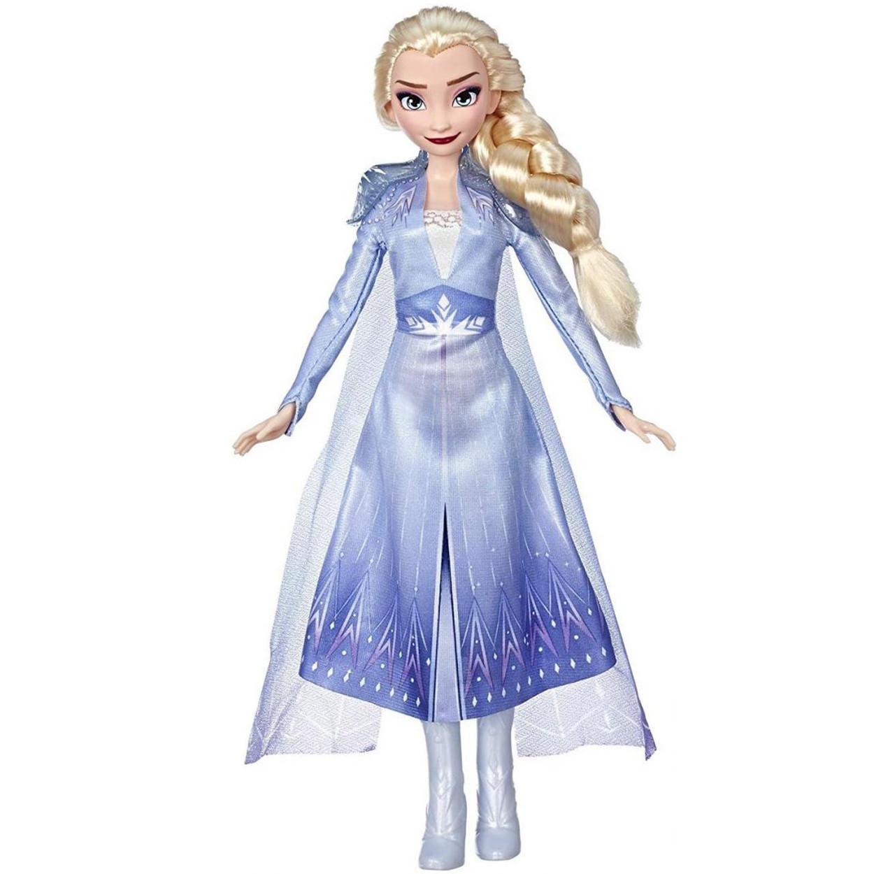 Холодное сердце 2 Кукла Эльза базовая Хасбро Disney Frozen 2  Elsa