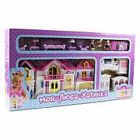 Кукольный домик WD-922 (Белый )