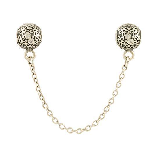 Срібний шарм-кліпса DreamJewelry без каменів (1468104)