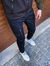 Штаны Papin Brodyaga Pobedov (черные), фото 2