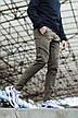Мужские зимние штаны Soft Shell 'San Andreas' Pobedov (антрацит), фото 3