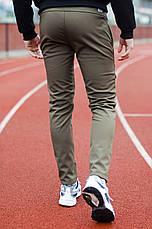 Мужские зимние штаны Soft Shell 'San Andreas' Pobedov (хаки с черным), фото 2
