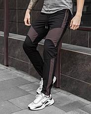 Зимние мужские штаны 'Vice City' Pobedov (серые с черным), фото 3