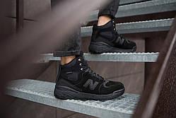 Мужские ботинки Парадокс Pobedov (черные), фото 2