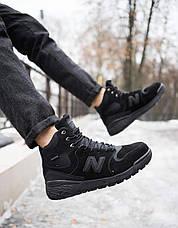 Мужские ботинки Парадокс Pobedov (черные), фото 3