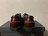 Топсайдеры \ лофери Dockers Castaway Boat Shoes Raisin (42) Оригінал 90-1449, фото 7