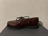 Топсайдеры \ лофери Dockers Castaway Boat Shoes Raisin (42) Оригінал 90-1449, фото 2