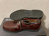 Топсайдеры \ лофери Dockers Castaway Boat Shoes Raisin (42) Оригінал 90-1449, фото 4