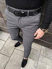 Мужские штаны 100% Pobedov (темный хаки), фото 2