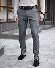 Мужские штаны 100% Pobedov (темный хаки), фото 3