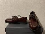 Топсайдеры \ лофери Dockers Castaway Boat Shoes Raisin (42) Оригінал 90-1449, фото 3