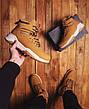 Мужские ботинки Баффало рефлект Pobedov (рыжие) 40 (26 см), фото 4