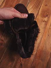 Мужские ботинки Меко Мело Pobedov (коричневые), фото 3