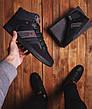 Мужские ботинки Винтаж ЮС АУФ Pobedov (черные), фото 2