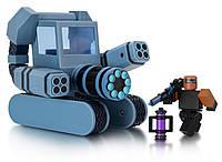 Игровая коллекционная фигурка Jazwares Roblox Large Vehicle Tower Battles: ZED W8