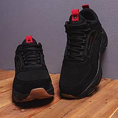 Мужские ботинки Сааб Цыклоп Pobedov (черные), фото 3