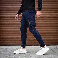 Мужские штаны Everest Pobedov (синие), фото 2