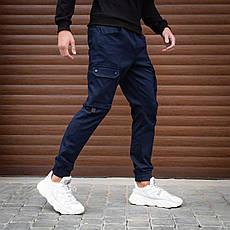 Мужские штаны Everest Pobedov (синие), фото 3