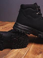 Мужские ботинки Батерфляй Pobedov (черные), фото 3