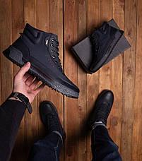 Мужские ботинки Харос Бланш Pobedov (синие), фото 2