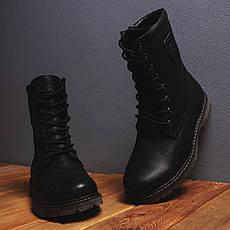 Мужские ботинки Бром 89 Pobedov (черные), фото 3