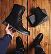 Мужские ботинки Бром 89 Pobedov (черные), фото 2