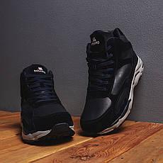 Мужские ботинки Байота космос Pobedov (темно-синие), фото 2