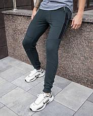 Мужские штаны Zhashkiv 2019 Pobedov (черные), фото 3