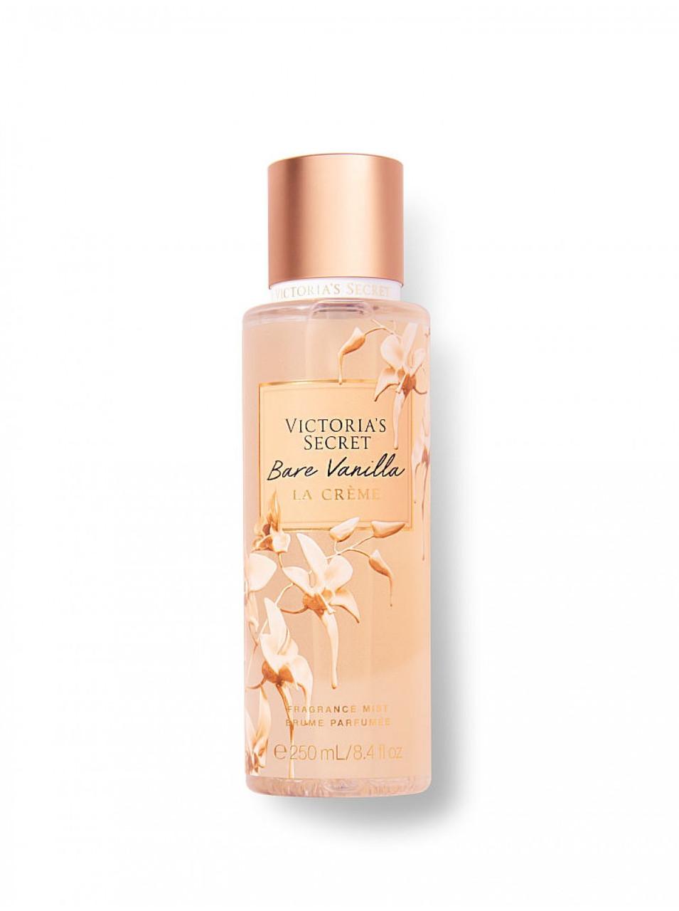 Спрей для тела Bare Vanilla La Creme Victoria's Secret