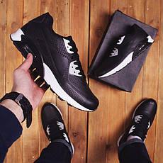 Мужские кроссовки Барс 90 Pobedov (черные), фото 3
