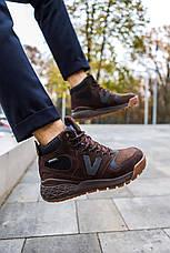 Мужские ботинки Вегас Pobedov (серые), фото 3