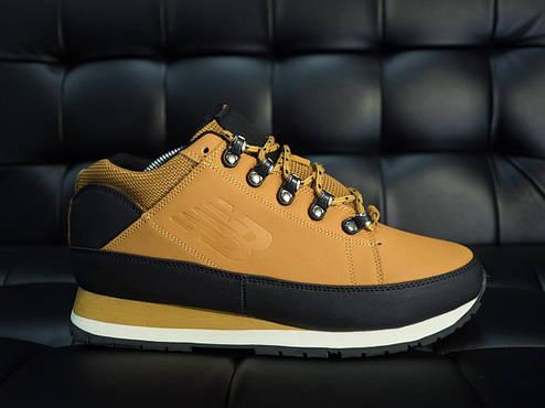Мужские ботинки 754 высокие Pobedov (темно-коричневые), фото 2