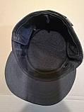 Кепка немка, плащевка утепленная, фото 2
