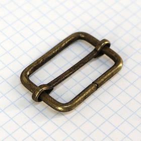 Регуляторы пряжки перетяжки металлические для сумок