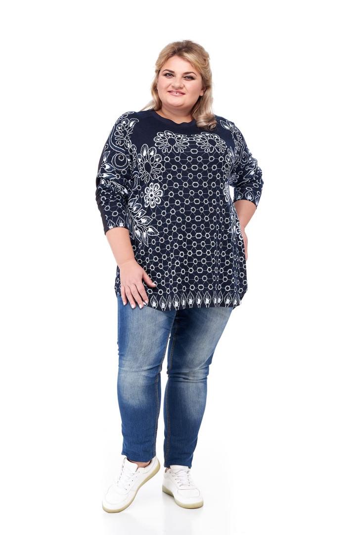Туника женская большие размеры от 62 до 76
