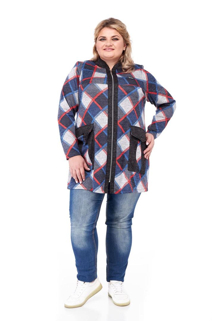 Туніка жіноча від 62 до 72 великі розміри