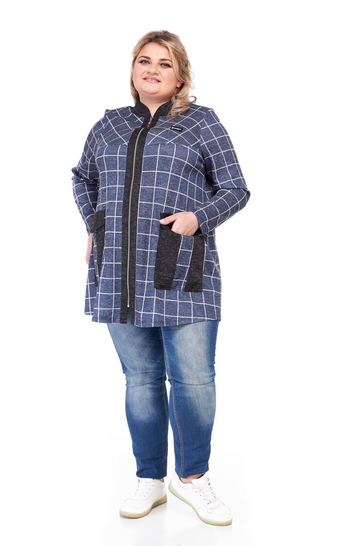 Туника женская большие размеры от 62 до 72
